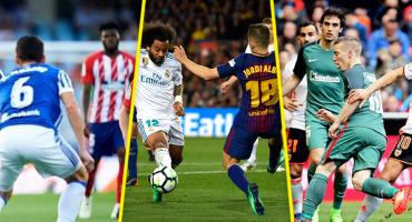 ¿Dónde, cuándo y cómo ver la Jornada 10 de La Liga Española?