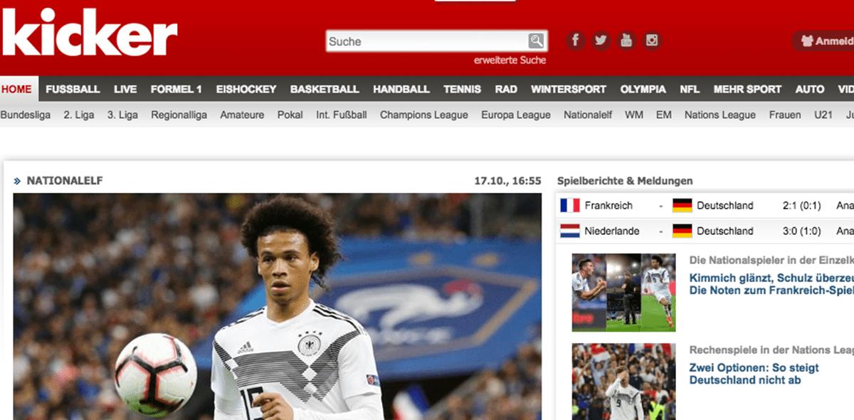 Prensa de Alemania perdona a Joachim Löw tras perder ante Francia