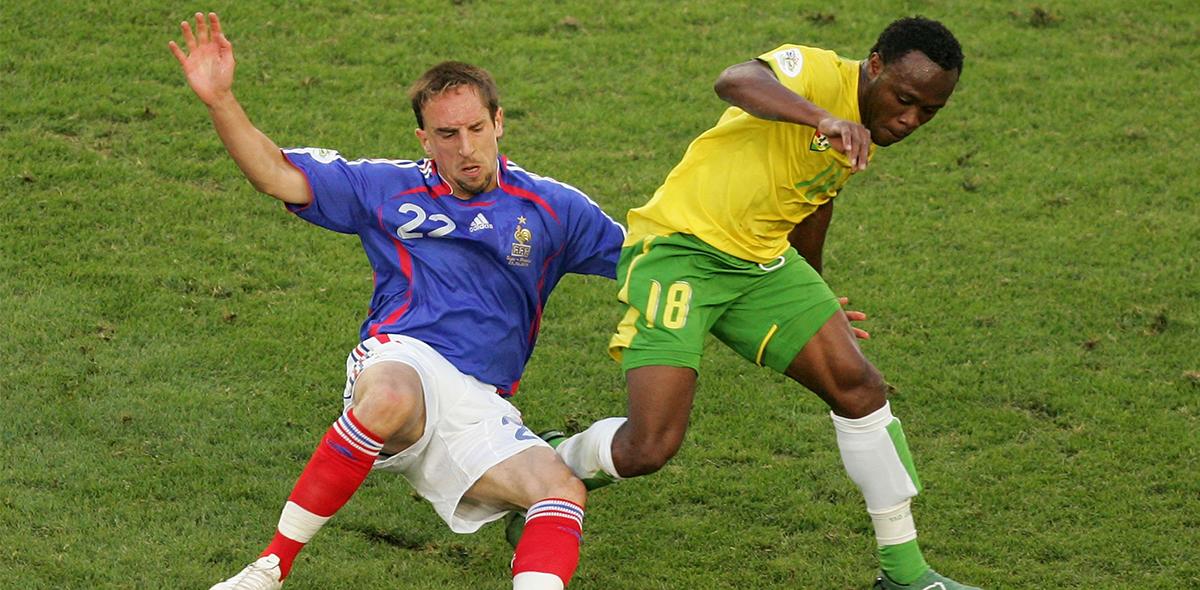 Franck Ribéry: Las cicatrices de una vida exitosa y llena de obstáculos