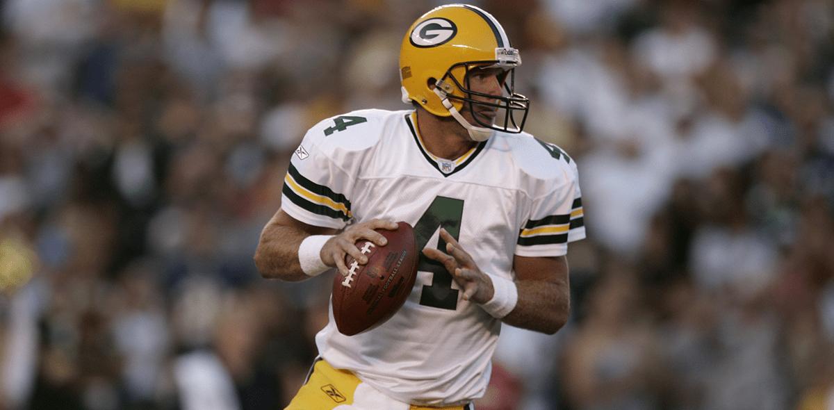 La historia de Brett Favre, el 'General' que se convirtió en leyenda de la NFL