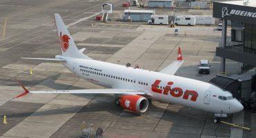 Avión de la compañía Lion Air se estrella en Indonesia con 188 personas a bordo