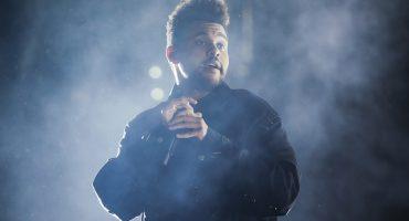 ¿Por qué todo mundo está hablando del objeto que le 'cayó' a The Weeknd en México?