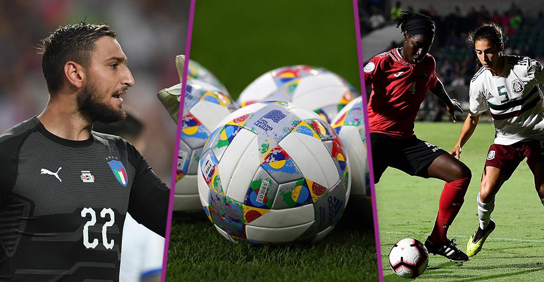 Agenda Fecha FIFA: Lo que hay que ver en el parón de ligas de octubre