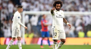 ¡Tranquilos todos! Marcelo se recupera y jugará el Clásico de España