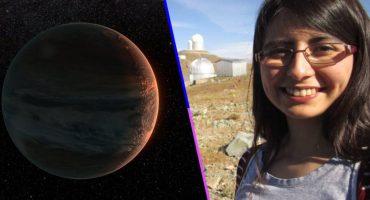 Goals: Esta mujer encontró 3 planetas nuevos antes de cumplir 30 años