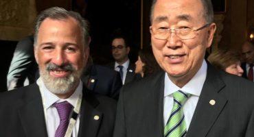 Meade se va a chambear a la Comisión Global de Adaptación al Cambio Climático