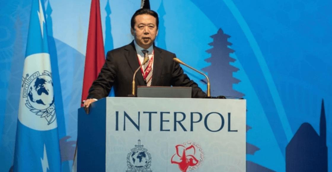 'Se busca': Policía francesa abre investigación para encontrar al jefe de la Interpol