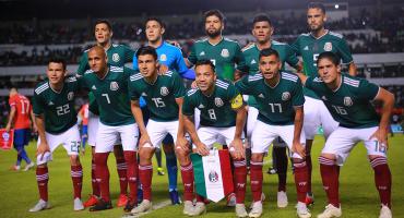 México cae un puesto y Bélgica es líder del ránking FIFA