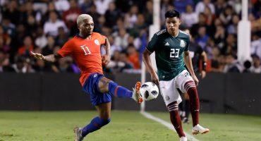 ¡No más no pueden! Con este gol, México perdió ante Chile