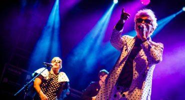 5 razones para no perderte el concierto de Miranda! en Coordenada
