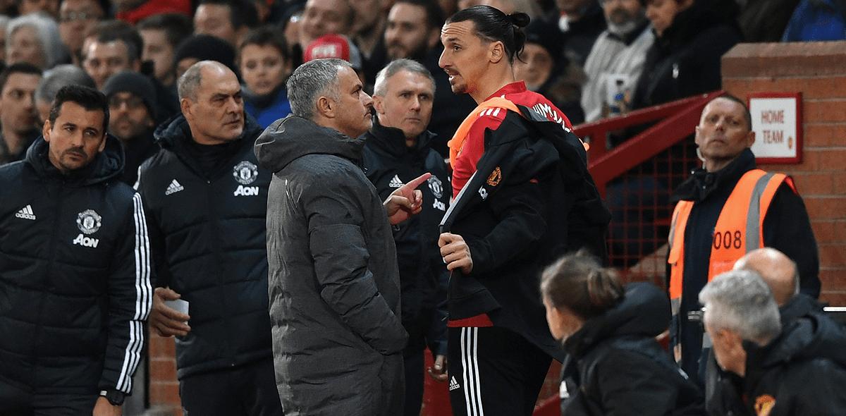 Mourinho rechaza a Ibrahimovic y pone en duda renovación de David De Gea