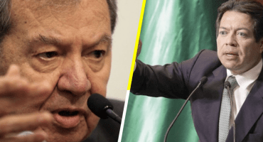 Mario Delgado revira a Porfirio: diputados de Morena sí donarán para consulta del NAIM