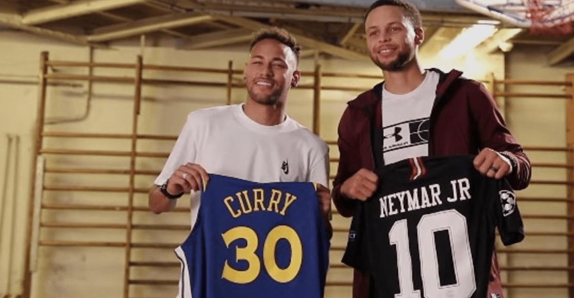 De crack a crack: las confesiones de Neymar y Stephen Curry