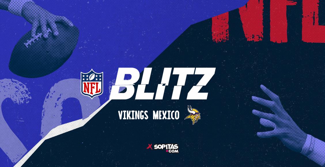 NFL BLITZ: El mexicano dueño de una pequeñísima parte de los Minnesota Vikings