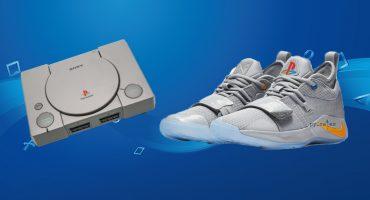 ¡Nerdgasmo! Nike estrena sus tenis de PlayStation y aquí te decimos lo que debes saber