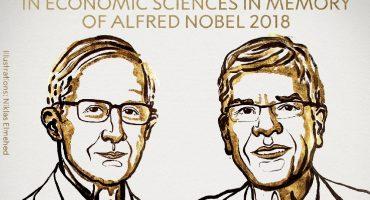 Nobel de Economía para Nordhaus y Romer por análisis sobre cambio climático y tecnología