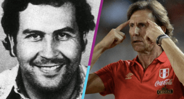 El día que Pablo Escobar quiso matar al DT de Perú Ricardo Gareca