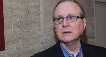 Murió Paul Allen, el co-fundador de Microsoft, a los 65 años de edad