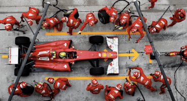 Gran Premio de México: Paradas en pits, ¿La Maldición o la perfección?