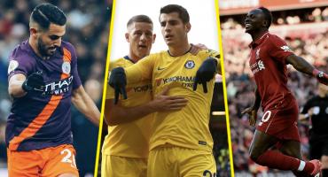 Invictos: ¿Qué tienen en común el Chelsea, Liverpool y Man City?