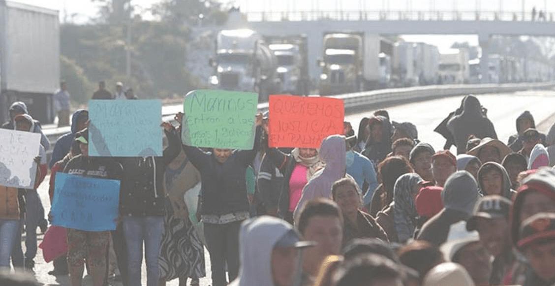 La Marina lanza operativo contra El Bukanas en Puebla