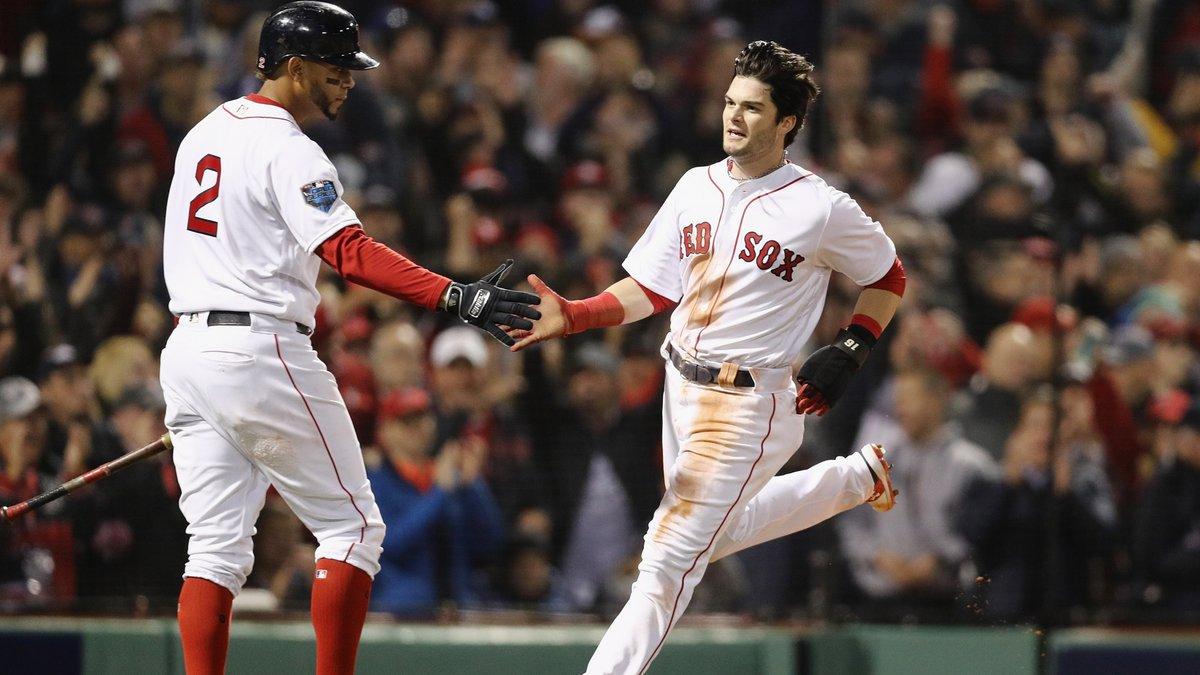 Serie Mundial 2018: Los Red Sox Boston se llevan el primer juego