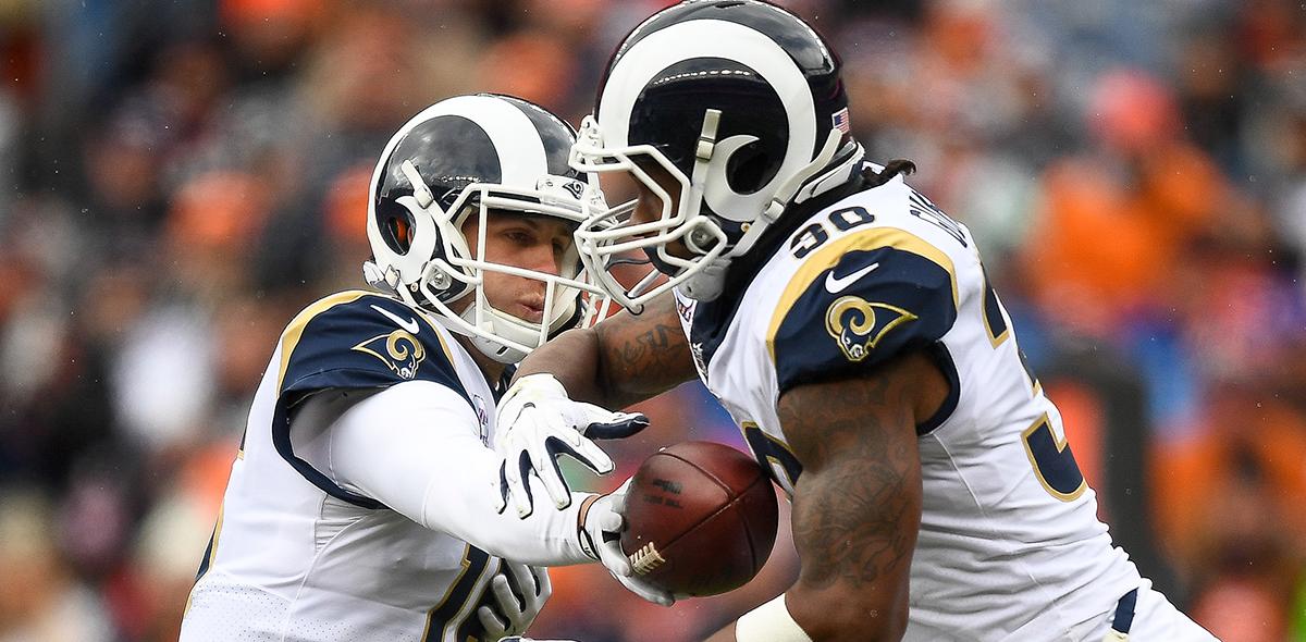Los Angeles Rams: El único equipo invicto en la NFL