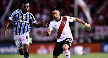 ¡Gremio pega primero! River Plate cae en semifinal de ida de Libertadores