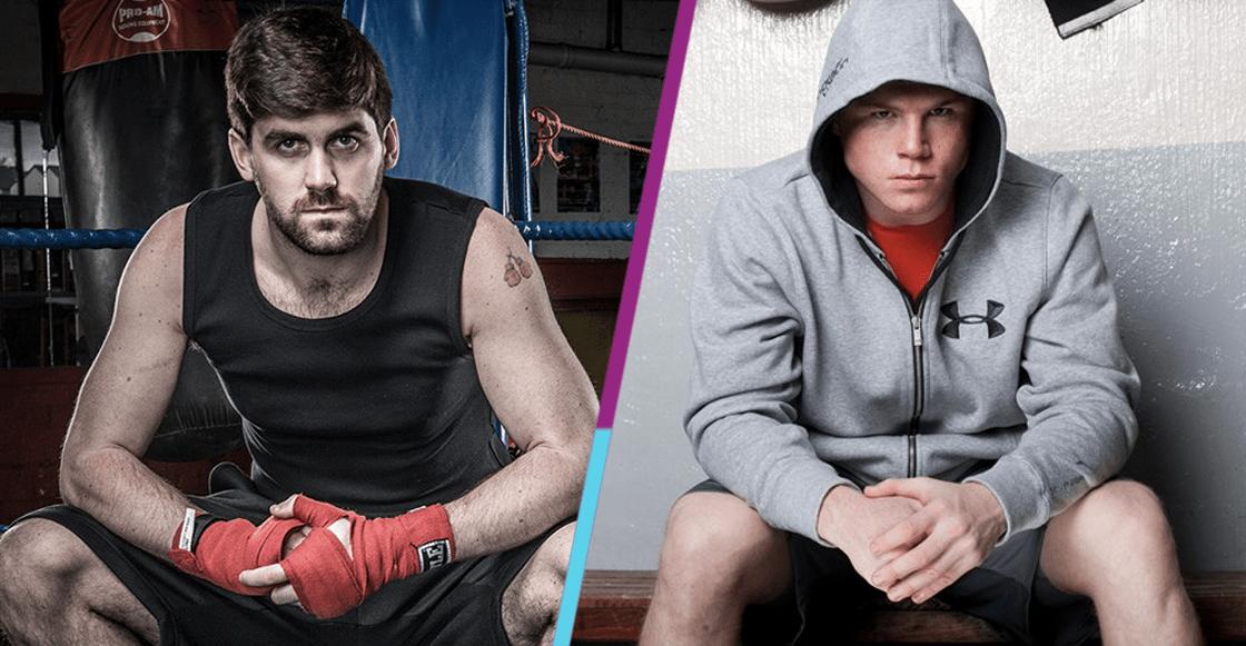 ¿Quién es Rocky Fielding, el próximo rival de Saúl 'Canelo' Álvarez?