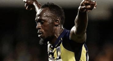 ¿Que está pasando con Usain Bolt y su futuro como futbolista profesional?