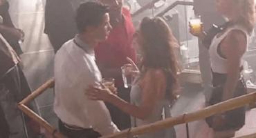 Filtran video de Cristiano bailando con la mujer que lo acusa de violación