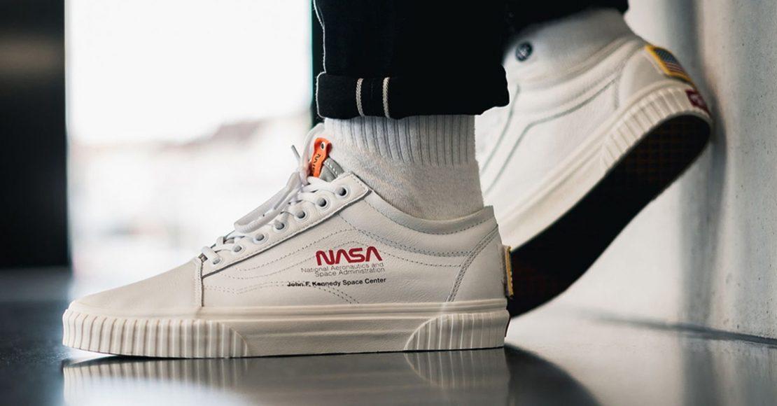 4f5b0d2870 ¡De paseo a la Luna! Vans estrenará su línea de ropa de la NASA