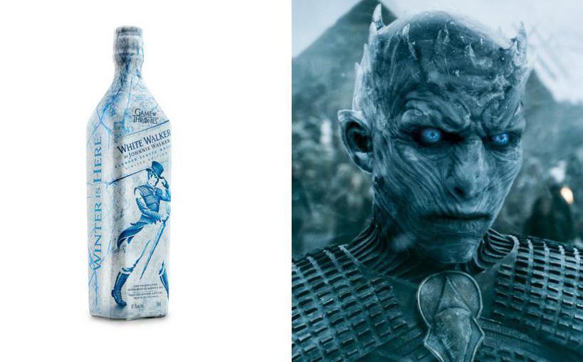White Walkers el Whiskey especial de Game Of Thrones