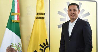 Ángel Ávila Romero asume la dirigencia del PRD tras la renuncia de Granados