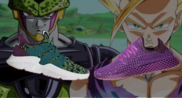 ¡Ya tenemos la fecha para los nuevos Adidas de Gohan y Cell!
