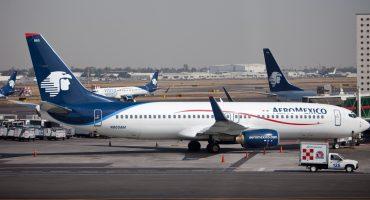 ¡Ojo! Aeroméxico va a retirar aviones y reducir rutas para el 2019