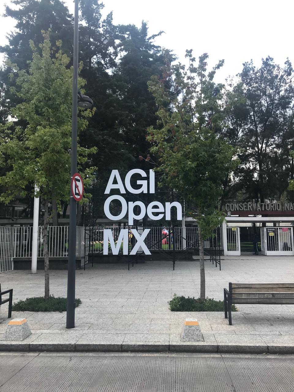 AGI Open MX
