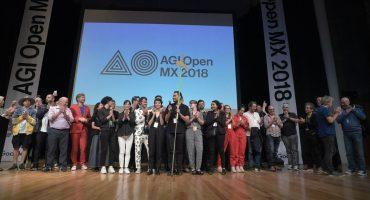 ¡Triunfó el diseño! Esto fue lo que se vivió en el AGI Open México