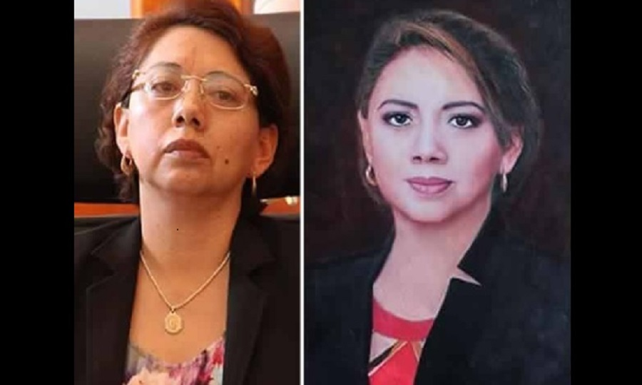 Realidad-Expectativa: pintura de alcaldesa de Tehuacán