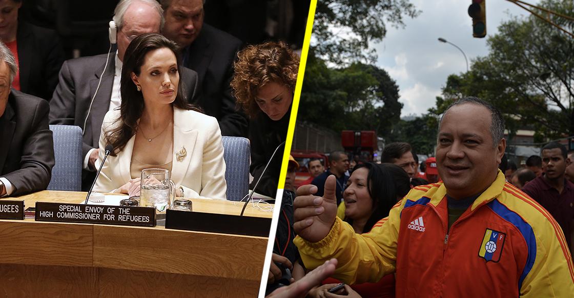 Angelina Jolie fue acusada de ser agente de la CIA