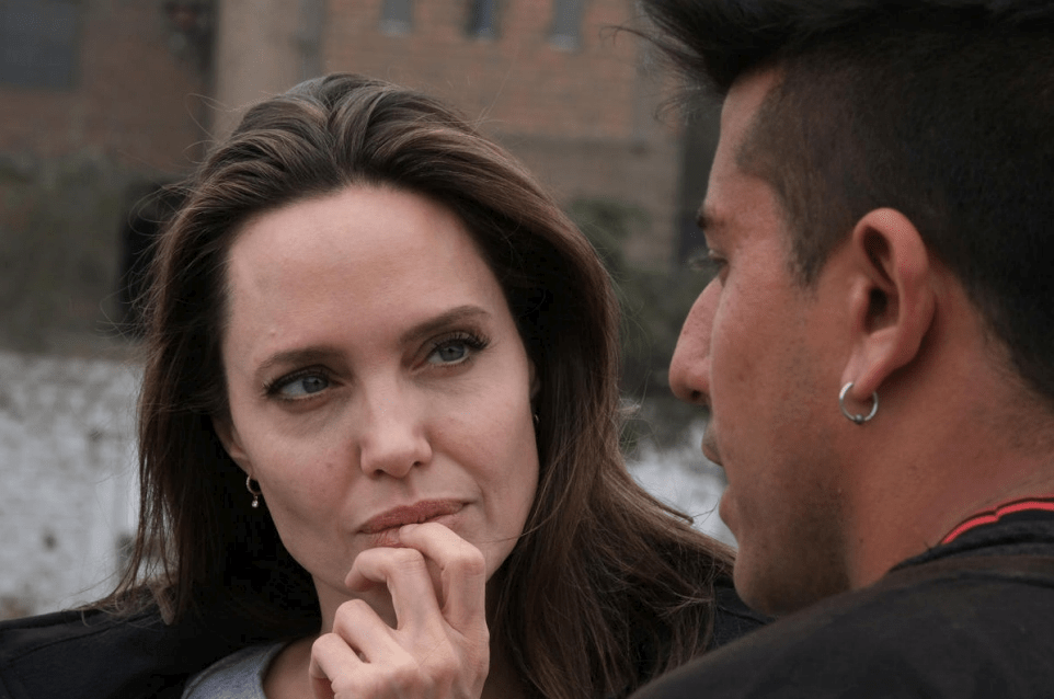 ¿Mrs. Smith? Venezuela acusa a Angelina Jolie de ser agente de la CIA