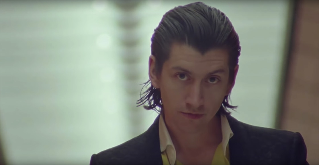 ¡Arctic Monkeys lanza documental y aquí lo puedes ver!