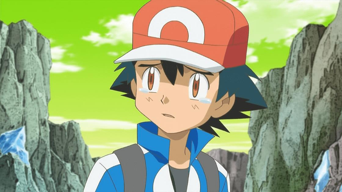Pokémon - Ash Ketchump