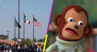 Izan la bandera de México en los Juegos Olímpicos de la Juventud... pero de cabeza