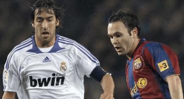 Así era el futbol cuándo se jugó el último Clásico sin Messi ni Cristiano