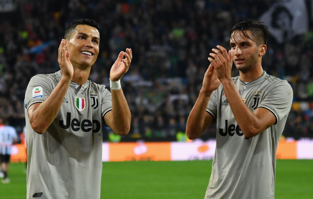 Juventus, líder de la Serie A