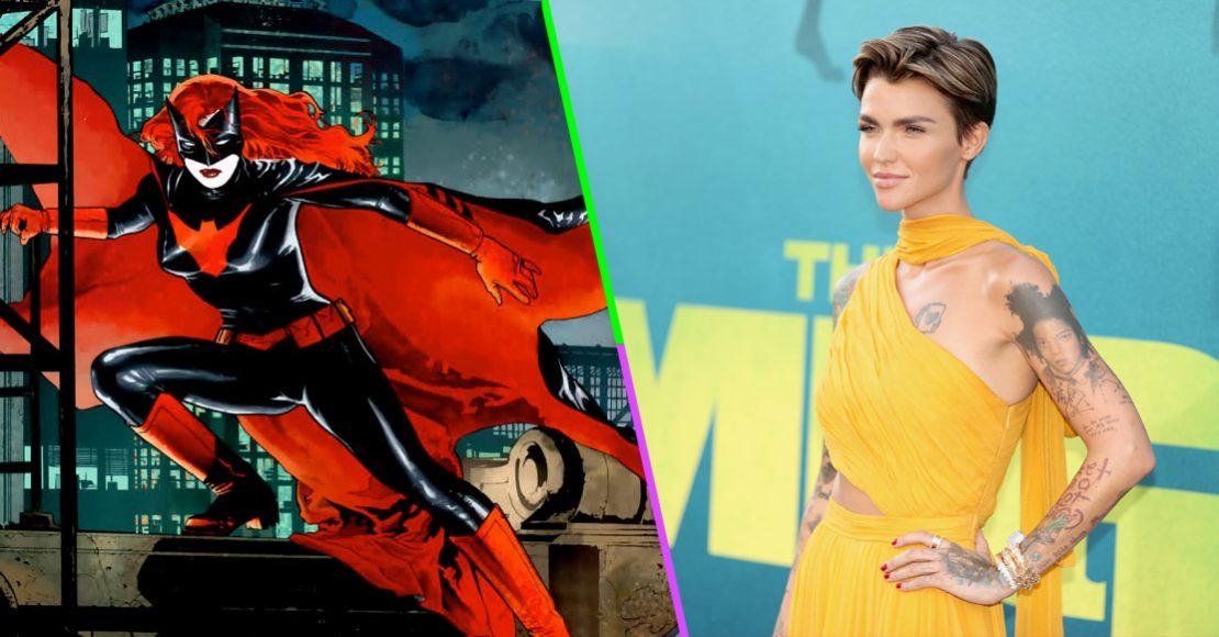 Checa la primera imagen de Ruby Rose como 'Batwoman' en el mundo LGBT+