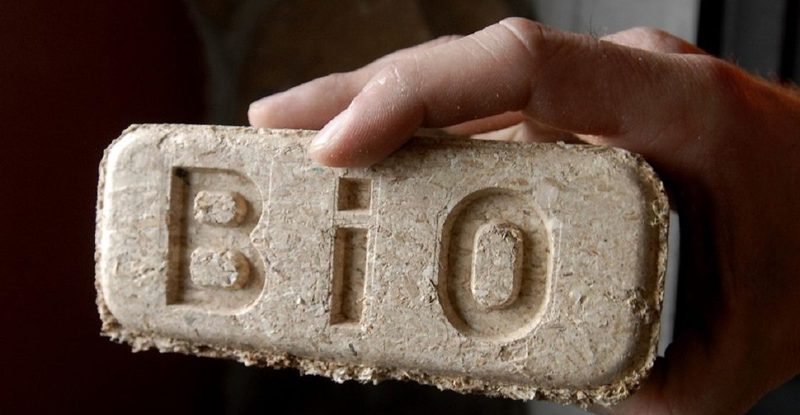 Bio-brick - Ladrillos creados a base de orina humana