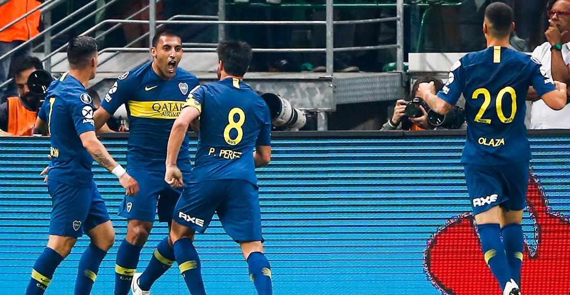 Habemus clásico: Boca chocará contra River en la final de Libertadores