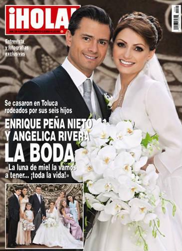 ¿Será? EPN y Angélica Rivera podrían estar divorciándose